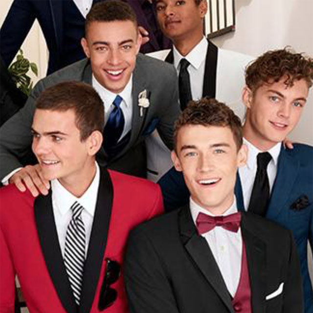 $249.99 Prom Suit Package