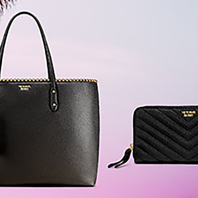 Tote + Wallet or Tech Clutch for $59.50