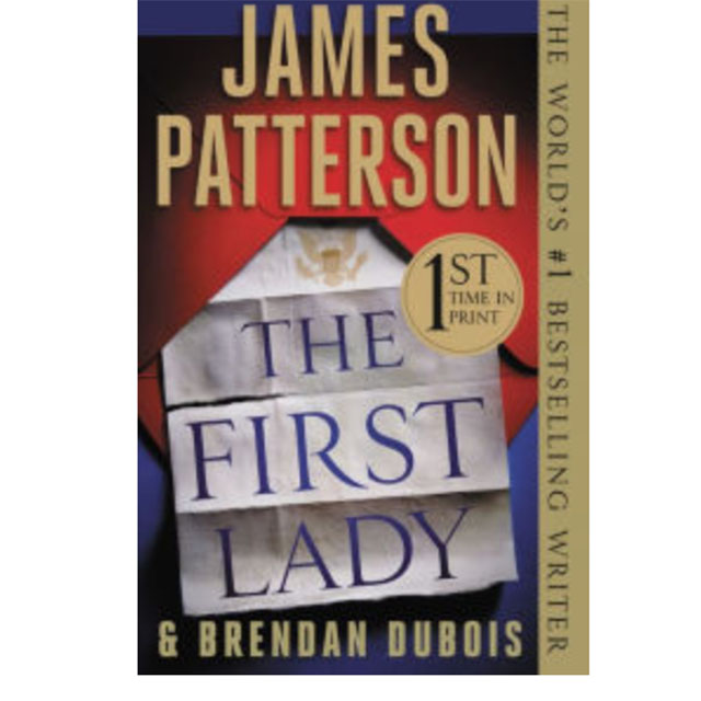James Patterson Books: Buy 1, Get 1 Free