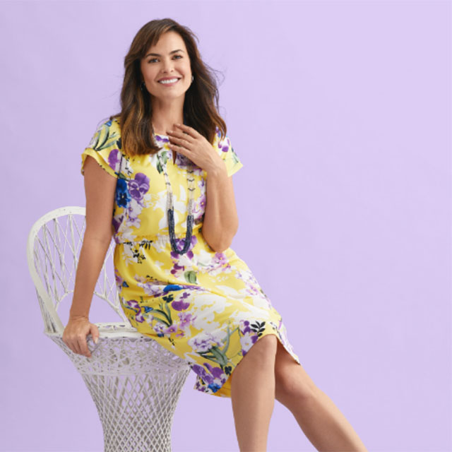 25% off Full Price Tops and Dresses
