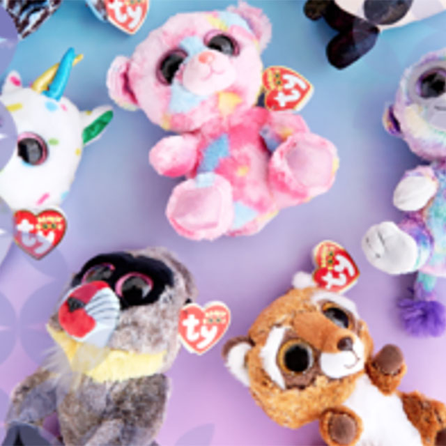 Buy 1 Get 1 50% off Ty Beanie Boos