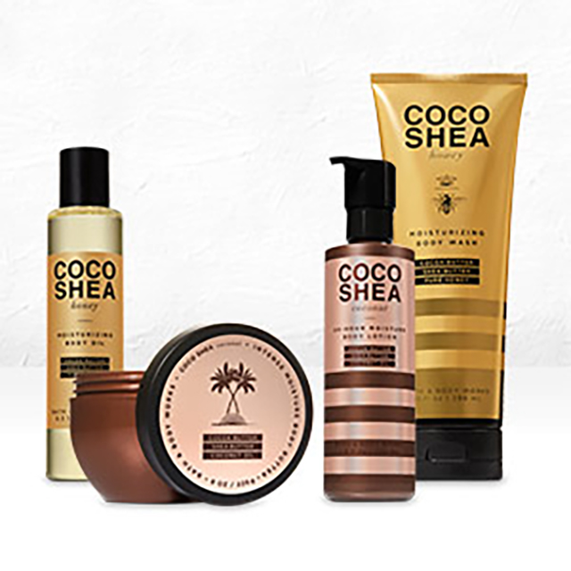 CocoShea Body Care 2/$20