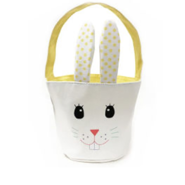 Canvas Easter Basket Only $9.99 With Purchase