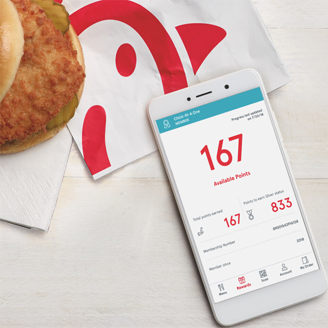 Join Chick-fil-A One!