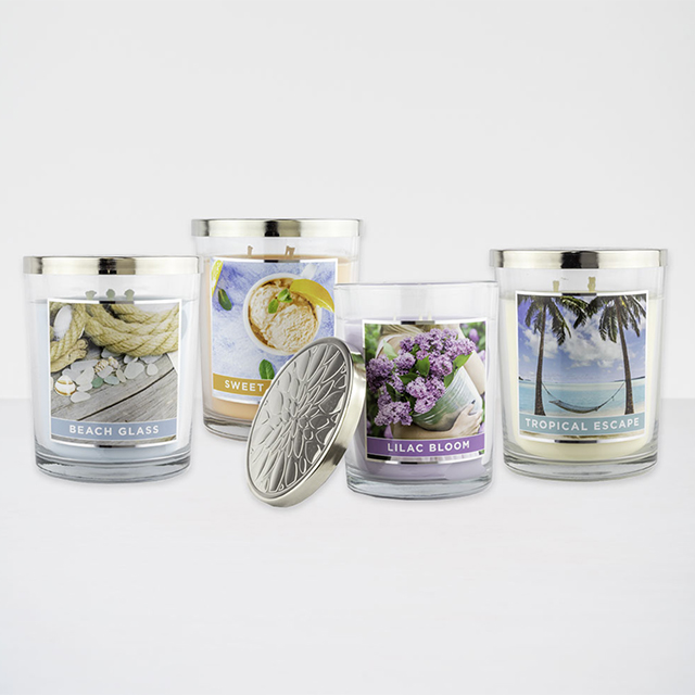 Select 3-Wick Candles BOGO Free