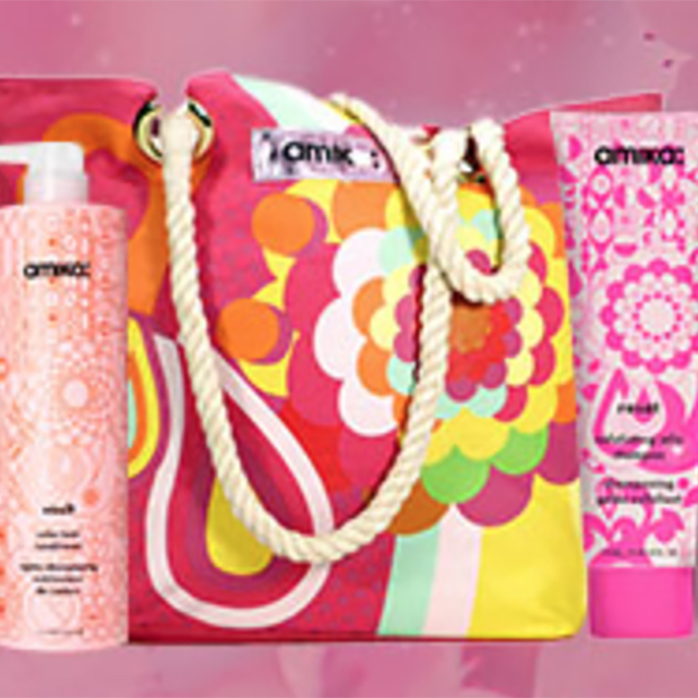 amika: FREE Rope Bag, when you buy any three Amika items