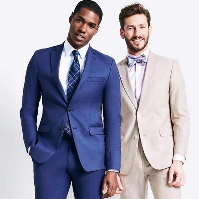 Semi-Annual Suiting Sale