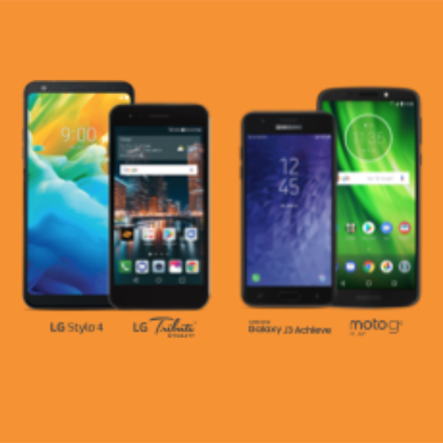 4 Free Phones When You Switch