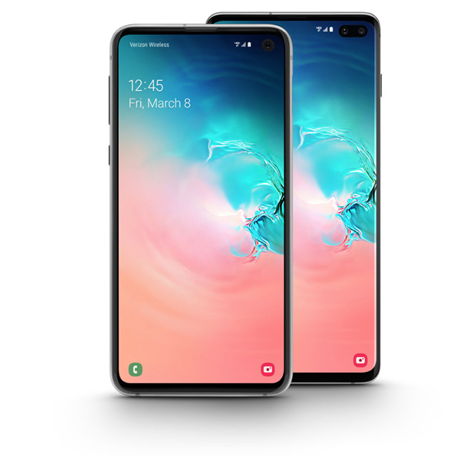 Buy the latest Samsung Galaxy, get S10e free.