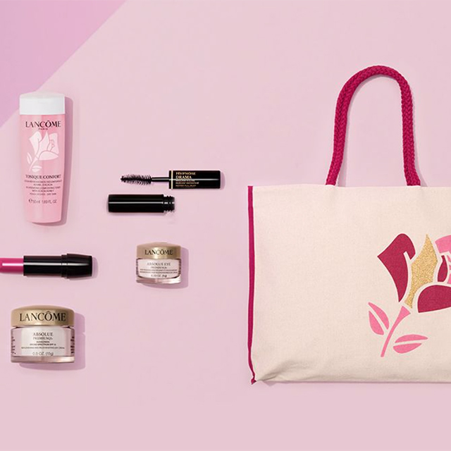 Lancome Free 6-PC. Gift with $37.50 Lancome Purchase