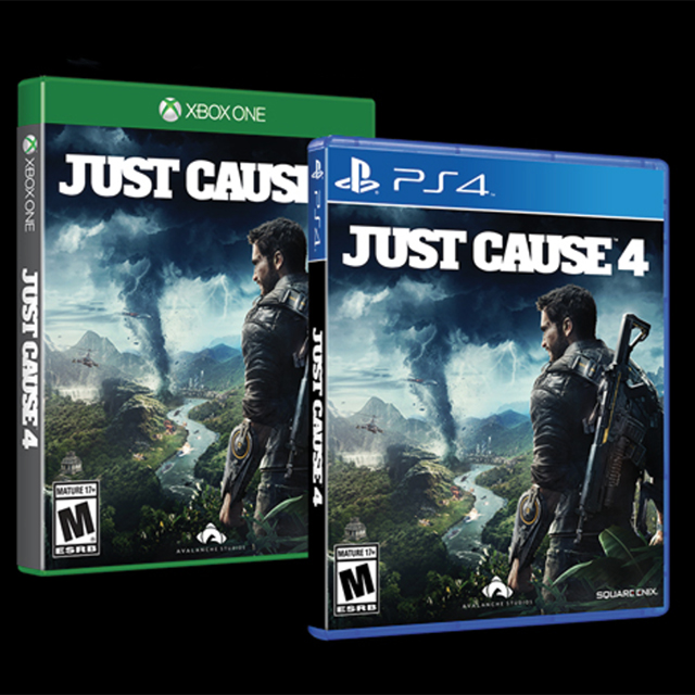 Save $30 on JUST CAUSE 4