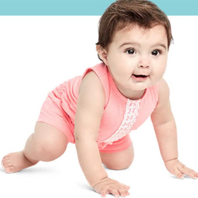 Carter's Bouncing Baby Sale