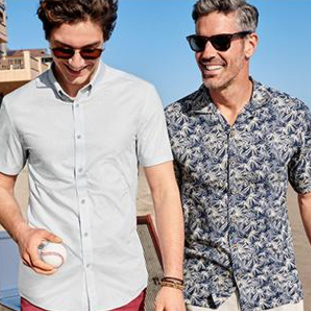 60% off All Casual Wear Polos, Shorts & more