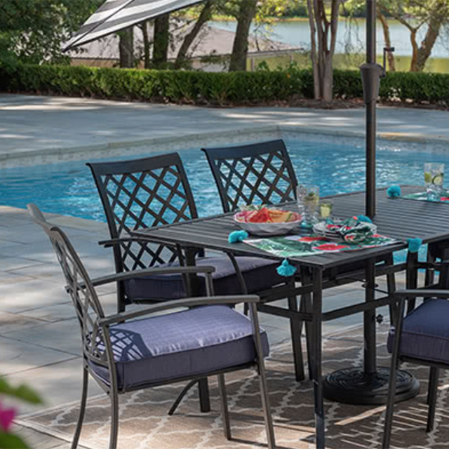 Up to 60% off Outdoor Oasis