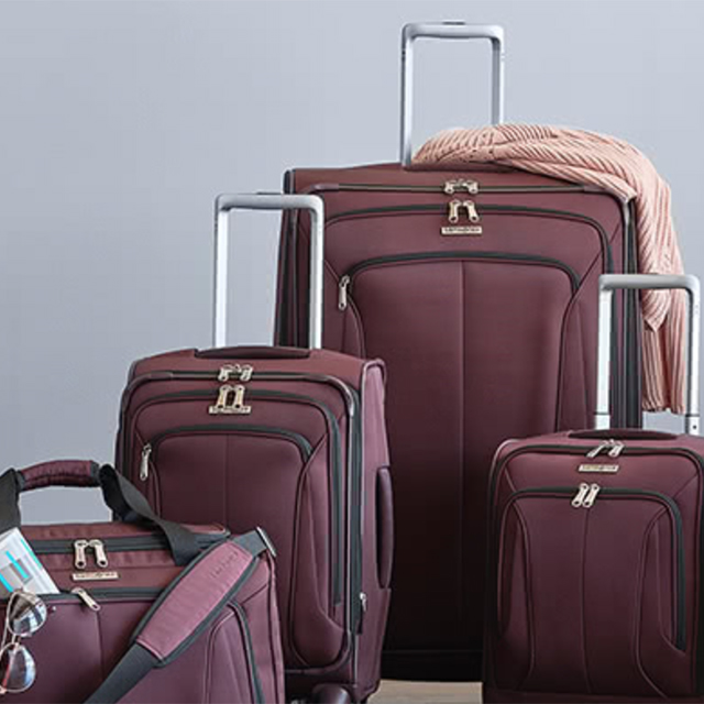 Up to 60% off Semi-Annual Luggage Sale