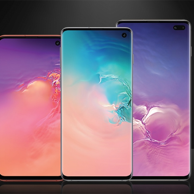 Save big on Samsung Galaxy S10e, S10, and S10+