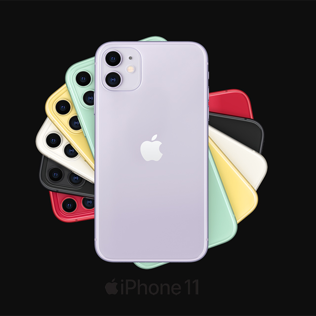 Get iPhone 11 On Us.