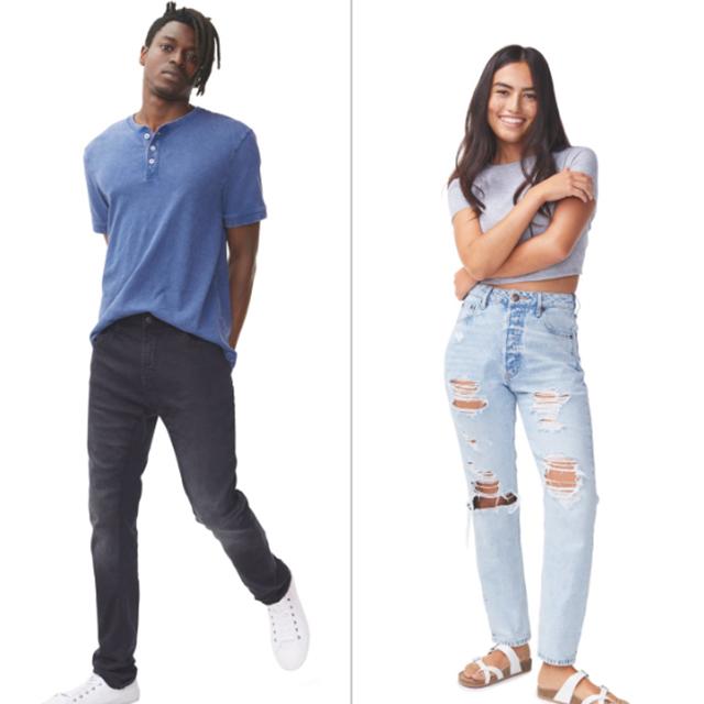Aero Jeans 60% off