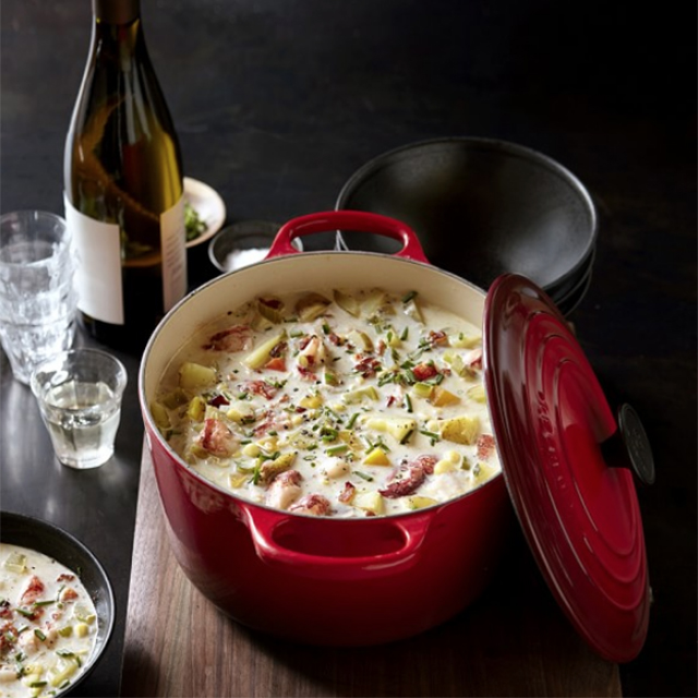 Le Creuset Cast-Iron 5 1/4-qt. deep oven now $199.95