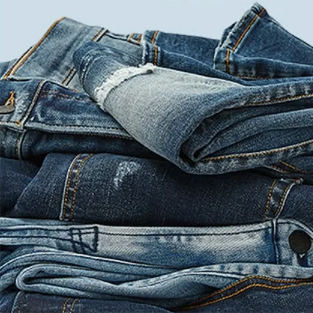 40-50% off Denim for the Family