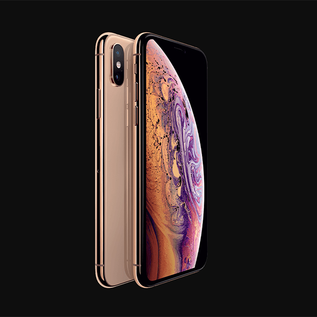 iPhone XS on us.