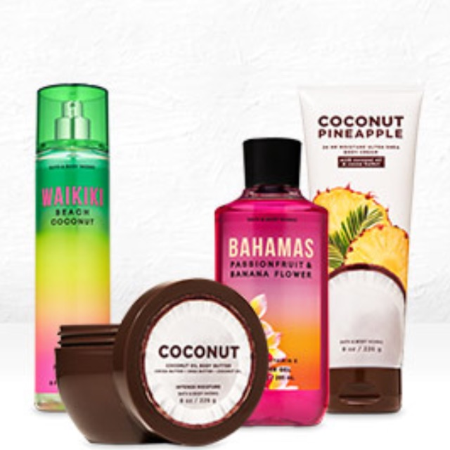 Buy 3, Get  Free 3 Select Body Care