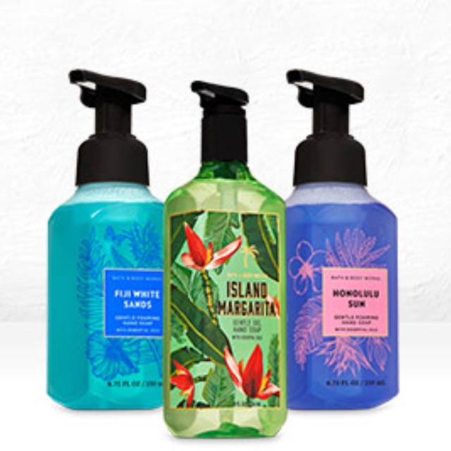 6/$26 or 4/$20 Hand Soaps