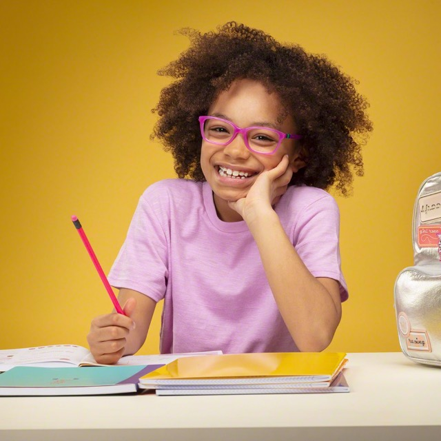 50% off Complete Pair (Kids frames and lenses)