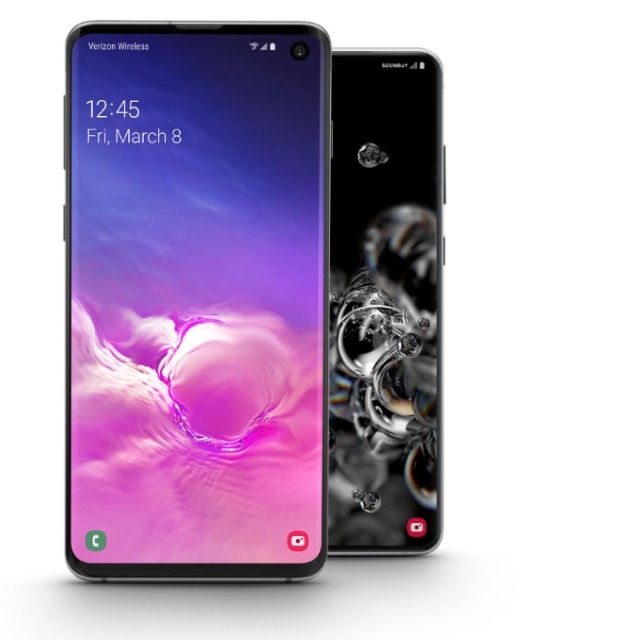 Buy one of our newest Galaxy 5G phones, get Galaxy S10 on us