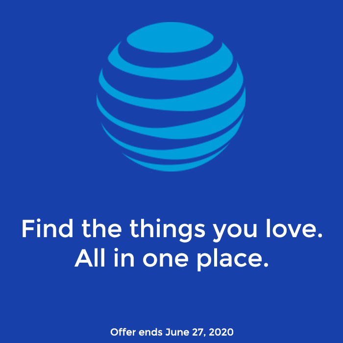 AT&T Entertainment Package