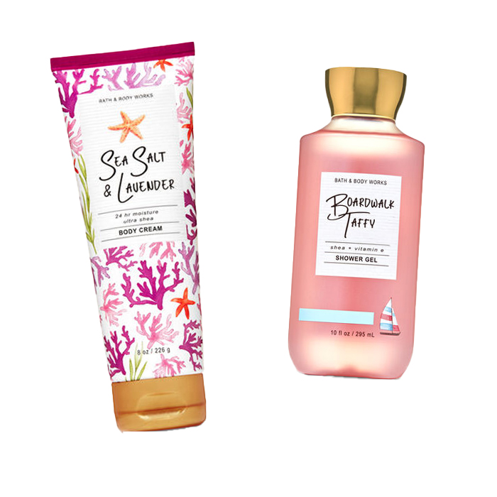 Bath and Body Works Summer Arrivals