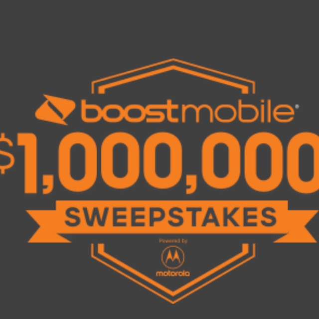 $1 Million Sweepstakes