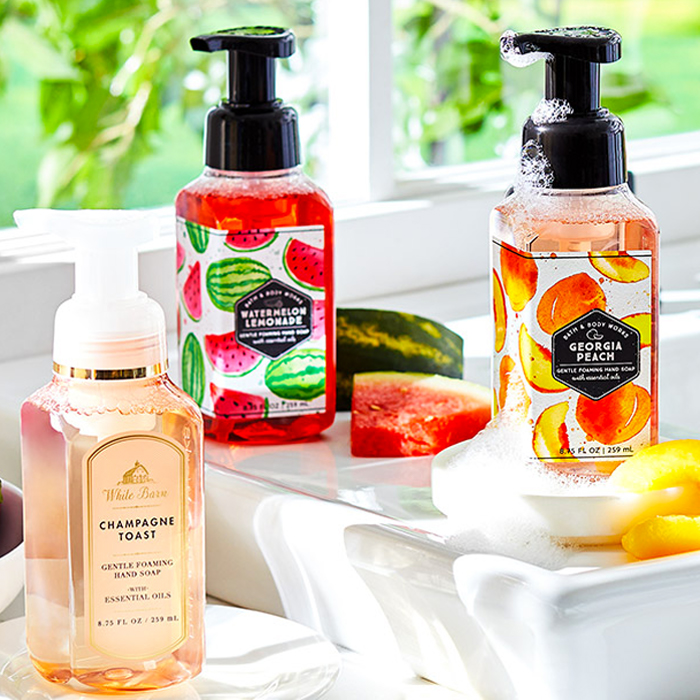 75% Off Select Items - Bath and Body