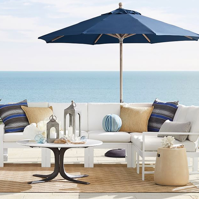 Pottery Barn's Outdoor Event
